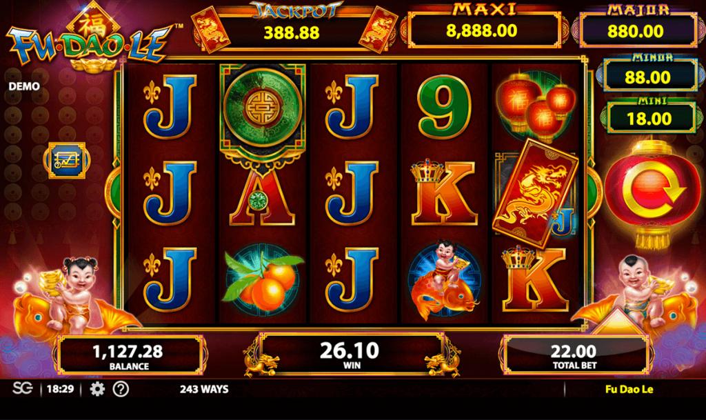Games Judi Slot Online